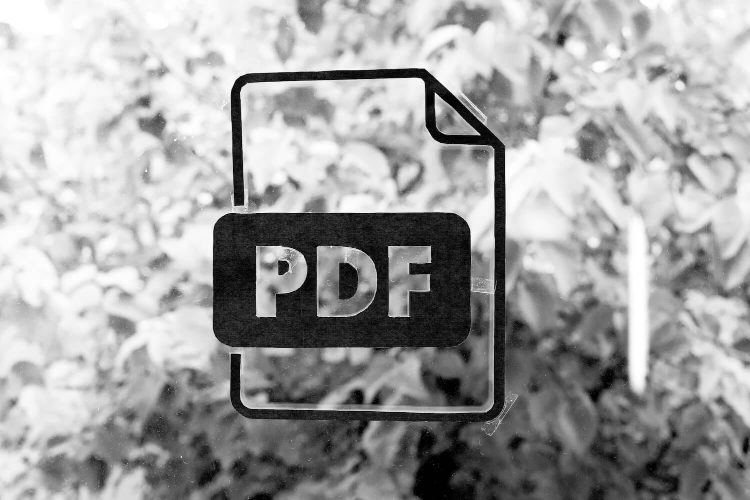 Exporting Transparent PDFs from Adobe Illustrator - Tips & Tricks